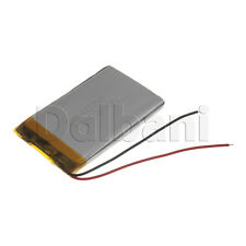 New 3.7V 1750mAh Internal Li-ion Polymer Built-in Battery 65x39x5mm 29-16-0776