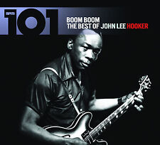 John Lee Hooker - Boom Boom (The Best of) - 4CD Box Set