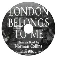 London Belongs To Me/Dulcimer Street - Richard Attenborough, Alastair Sim  -1948