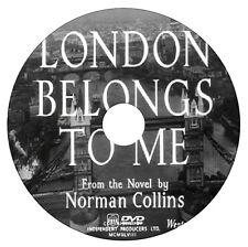 London Belongs To Me/Dulcimer Street - Richard Attenborough, Alastair Sim  -1948