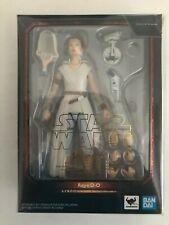 Bandai S.H. Figuarts Star Wars: Rise of Skywalker - Rey & D-O; new; sealed