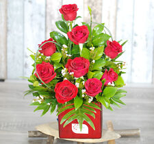 Fresh Flowers Delivery Sydney- Forever My Love Arrangement- Roses Valentines Day