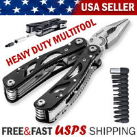 Multitool Knife Pliers Saw Multi Tool Kit Screwdriver Outdoor Camping Knives NEW