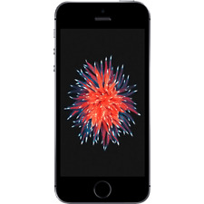 Apple iPhone SE 128GB Space Grey Factory Unlocked Grade B