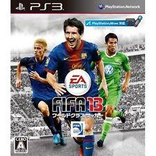 FIFA 13: World Class Soccer (Sony PlayStation 3, 2012)