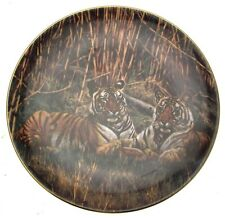More details for tigers of the world corbetti tigers plate