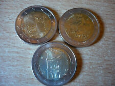 LOT 2€  ANDORRE 2014 + SAINT MARIN 2011 + GRECE 2010  NEUVES