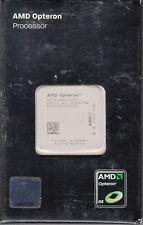 AMD 3RD GEN OPTERON 2378 QUAD CORE 2.4GHZ 2MB L2 6MB L3 SOCKET FR2 - NEW!