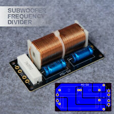 300W 4-8Ω Subwoofer Crossover Passive Dual-Output HIFI Speaker Frequency Divider