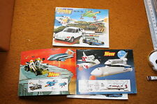 Dinky Toys Catalogue No 14 Unread  Eagle Freighter Thunderbird etc