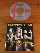 cd single Destiny's Child - Independent women part I