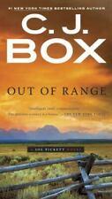 A Joe Pickett Novel Ser.: Out of Range by C. J. Box (2016, US-Tall Rack Paperback)