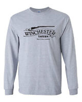 234 Winchester Tavern Long Sleeve shirt zombie movie lover funny new apocalypse