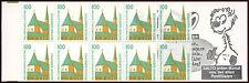 Germany 1995 SG#SB82 Tourist Sights MNH Stamp Booklet #C23835