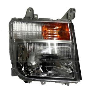 New Passenger Side Headlight FOR 2008 2009-2011 Mitsubishi FUSO FM and FK Series