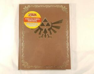 The Legend Of Zelda Twilight Princess Collector's Edition Strategy Guide NEU NEW