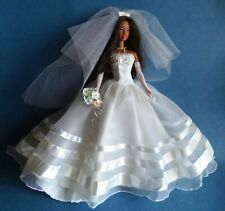 Barbie doll AA Bridal Collection Millennium Wedding 1999 Mattel First in a Serie