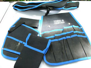 tool belt and 3 pouches
