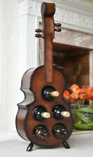 Wooden Freestanding Wine Rack Bottle Holder Display Storage Natural, Hand Made