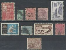 Timbres Tout pays