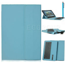 "Wireless Bluetooth Keyboard Stand Cover Case For 9.7"" 10"" 10.1"" inch Tablet PC"