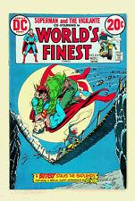 World's Finest #214 (Oct-Nov 1972, DC) - Very Good