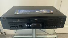 Sony MXD-D40 CD Compact Disc MD Mini Disc Recorder Deck Unit Converter System