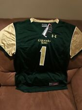 Under Armour Colorado State Rams Ncaa Football Jersey NWT Size XL Youth