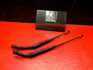 94-01 ACURA INTEGRA FRONT WINDSHIELD WINDOW WIPER ARM ARMS BOTH LEFT & RIGHT OEM