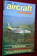 Aircraft Illustrated 1983 March BAe146,USMC,Binbrook Lightning