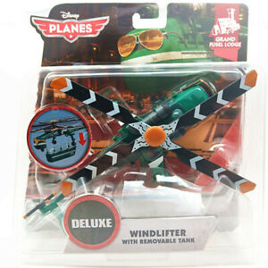 Mattel Disney Pixar Planes Fire&Rescue Windlifter Helicopter Diecast Toy Boxed