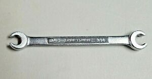 3/8 x 7/16 CRAFTSMAN Line Flair Nut Wrench - Part 44174 - Made in USA  LIKE NEW