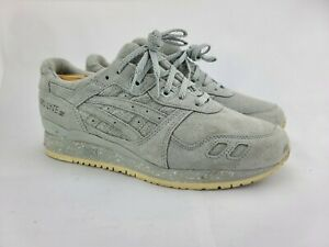 Asics Gel Lyte III 3 Reigning Champs Gray Men's Size 9 Running Shoes