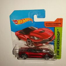 HOT WHEELS 5785_228 '14 CORVETTE STINGRAY NEU OVP!