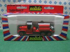 Vintage -    Solido Toner Gam II    -    GMC  Citerne   -    MIB