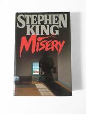 Stephen King MISERY 1st Edition 1st Printing 1987 HC DJ