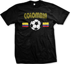 Colombia National Soccer Team The Coffee growers Futbol Mens T-shirt