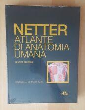 Netter - Atlante di anatomia umana - edra - 5a edizione