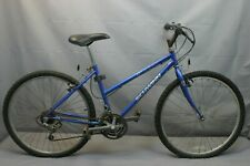 "1990 Schwinn Mirada MTB Bike Medium 17"" Hardtail Rigid Cromoly Steel USA Charity"