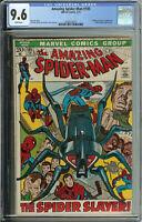Amazing Spider-man # 105 CGC 9.6 WP