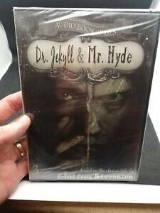 DR. JEKYLL & MR. HYDE: ROBERT L. STEVENSON  3 CD Audio Book Set -NEW &  Sealed