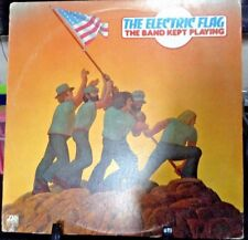 THE ELECTRIC FLAG The Band Kept Playing Album Released 1974 Vinyl/Record  Collec