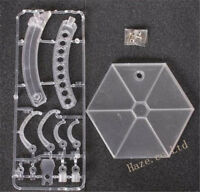 "Square Enix Play Arts Kai Plastic Clear Stand For 12"" Action Figure Model Toy"