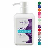 Color + Clenditioner Maintains Hues to Prevent Fading - 12oz Purple