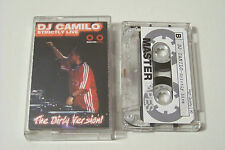 DJ CAMILO - STRICTLY LIVE / THE DIRTY VERSION CASSETTE (MASTERTAPES) Beatnuts