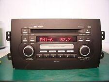 2007-08 Suzuki SX4 RADIO MP3 6 CD CHANGER CLCC04 PS-2808K 39101-80J40