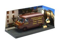 CITROEN C35 van eliminación/demenagemeur - 1/43 Escala Modelo Atlas Editions