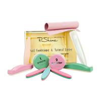 P-SHINE Kit de manicura japonesa profesional para uñas tratamiento de reparación
