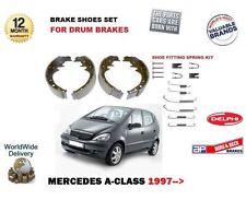 pour Mercedes A-Class W168 A140 A160 A170 A190 97- > mâchoire frein arrière +