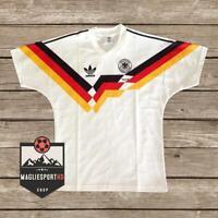 Maglia Germania Italia 1990 - Mondiali Germany Calcio Vintage Retro Matthaus